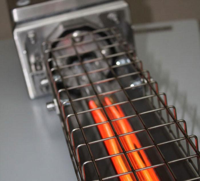 Инфракрасные излучатели IP65