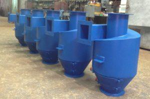 Aerodyne Environmental - пылеуловители и воздушные клапаны