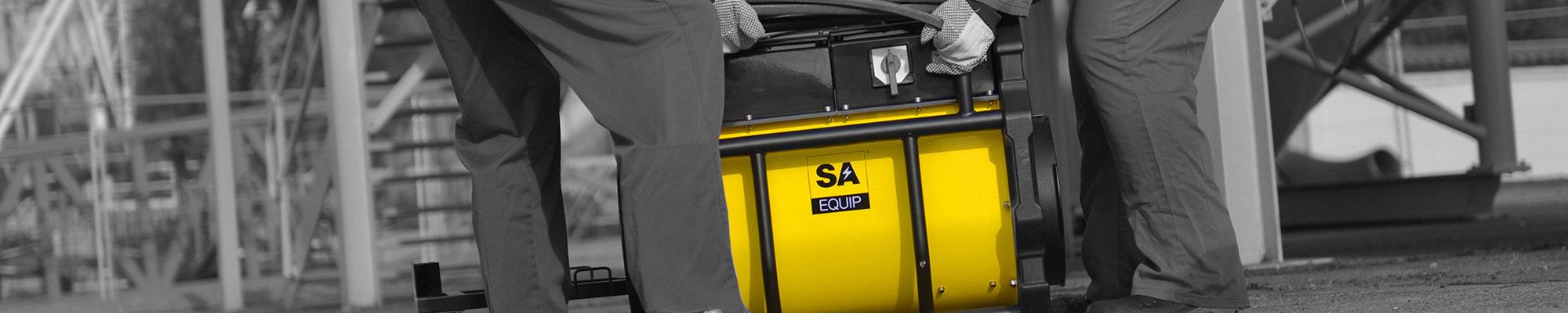Взрывозащищенные обогреватели SA Equip