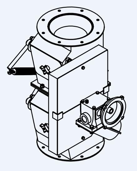 Как работает двухходовой клапан GatorGate?