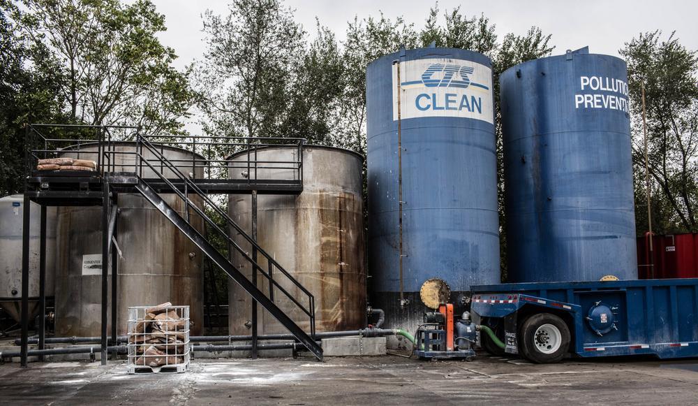 Смесители для сточных вод