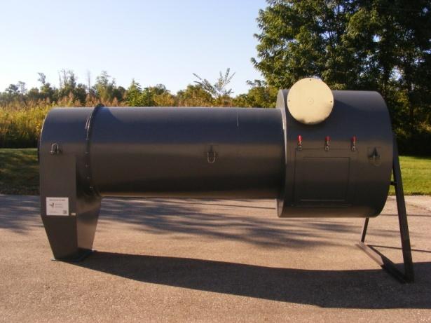 Циклонный пылеуловитель Aerodyne SplitStream Cyclone