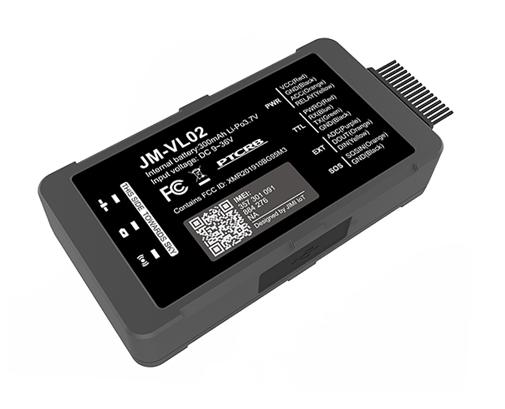 Автомобильный GPRS-трекер JM-VL02 LTE M1/NB2