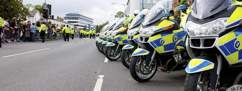 Оборудование для полиции и правоохранительных органов