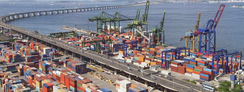 Оборудование для безопасности портов и гаваней