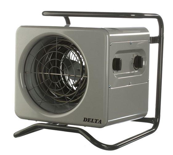 Тепловентиляторы типа Delta