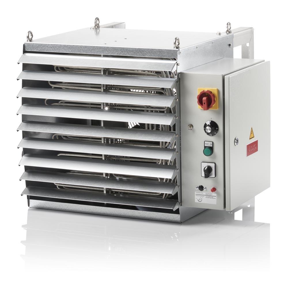 Тепловентиляторы типа VLE