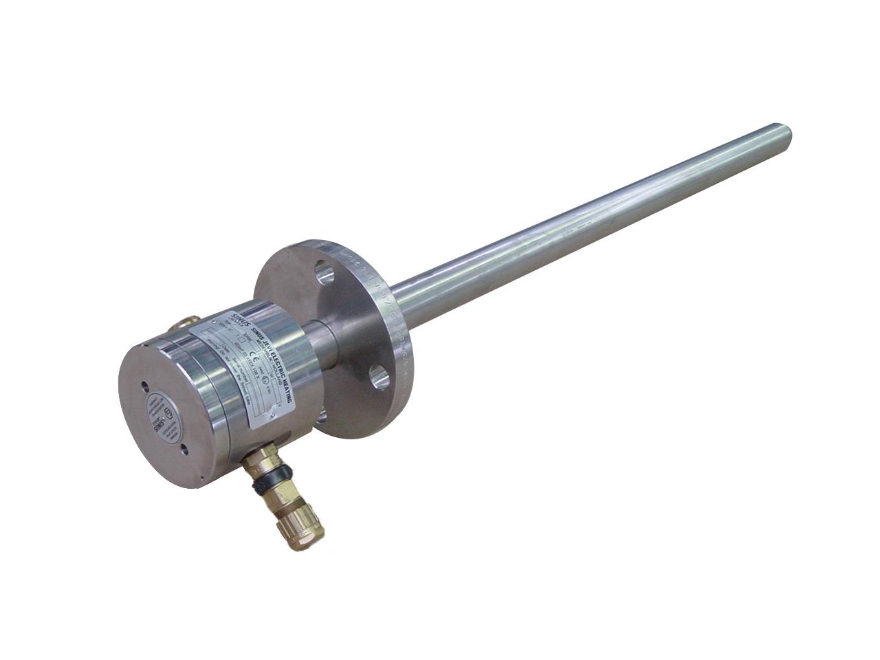 Взрывозащищенный нагреватель серии D-8530