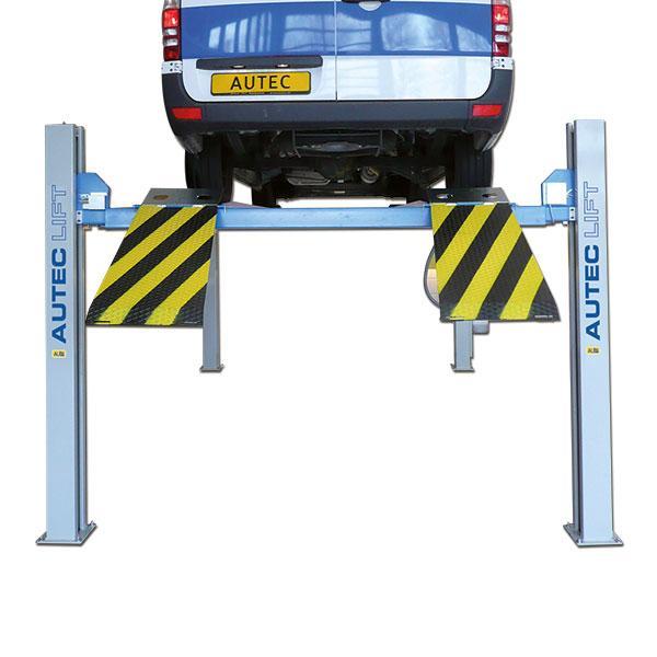 Четырех-стоечный подъемник Autec AL5044VS - 5000 кг