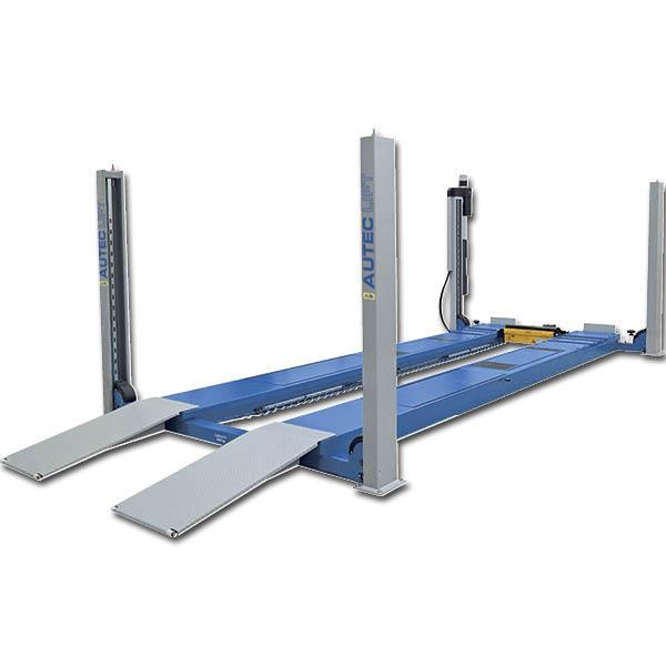 Четырех-стоечный подъемник Autec ALR5048TWF - 5000 кг