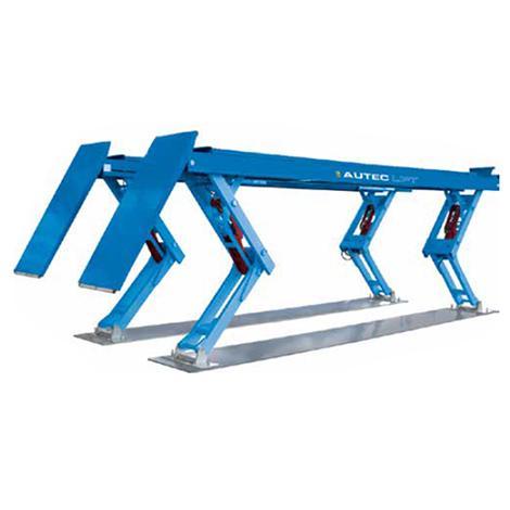 Полу-ножничный встраиваемый подъемник Autec ASRX5507-56 - 5500 кг