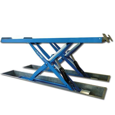 Ножничный встраиваемый подъемник Autec ASW4009-48 - 4000 кг