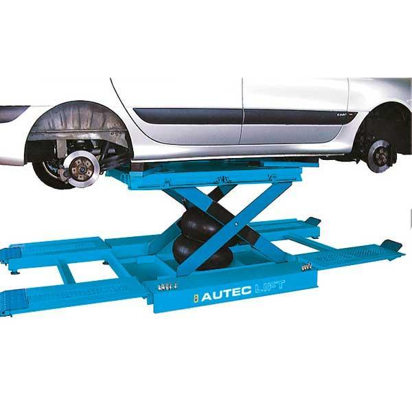 Ножничный кузовной подъемник Autec VLT AC3504TWIN - 3500 кг