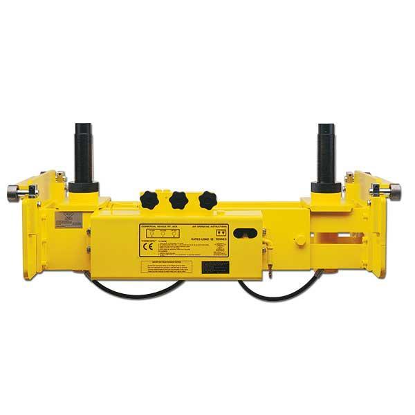 Домкрат встраиваемый Autec VLT BJ-MPJ120LF - 12000 кг