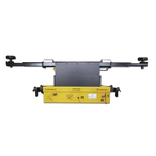 Домкрат встраиваемый Autec VLT BJ-MPJ20-EX - 2000 кг