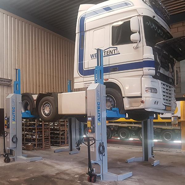 Мобильный подъемник Autec VLT ATRH22040WL - 22 000 кг