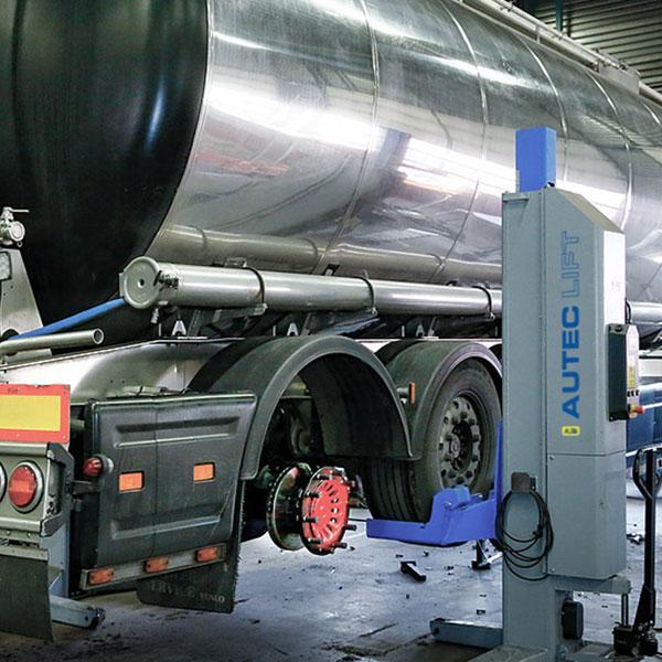 Мобильный подъемник Autec VLT ATRH51060WL - 51 000 кг