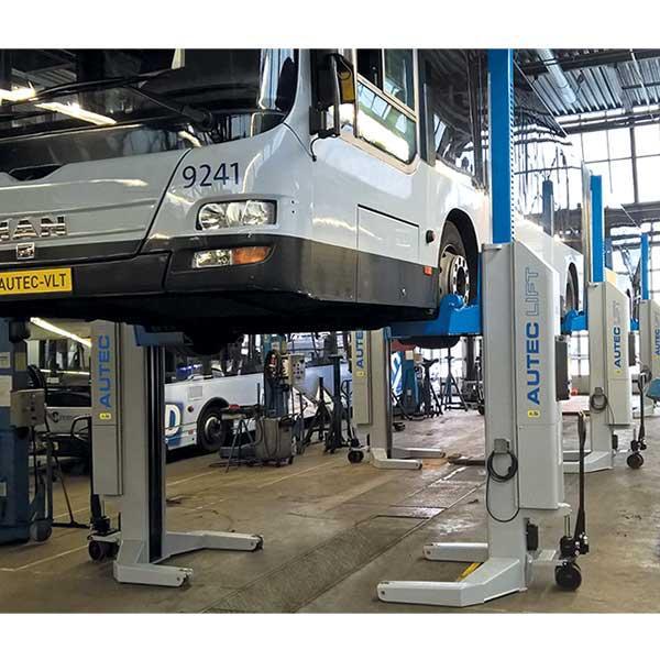 Мобильный подъемник Autec VLT ATRH33060WL - 33 000 кг