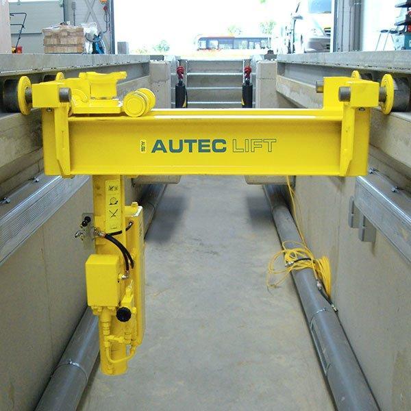 Гидравлический домкрат Autec VLT BPJ-VA20 - 20 000 кг