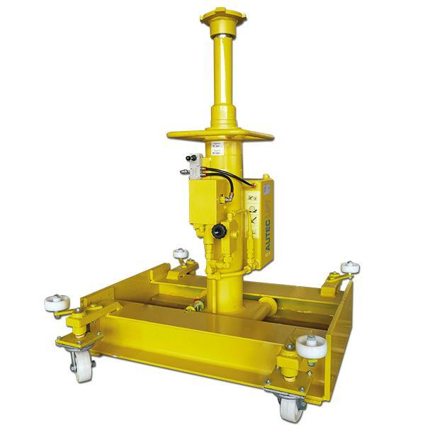 Гидравлический домкрат Autec VLT BPJM-VA30-15 - 30 000 кг