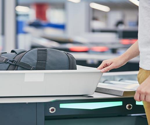 Рентгеновские сканеры для проверки багажа