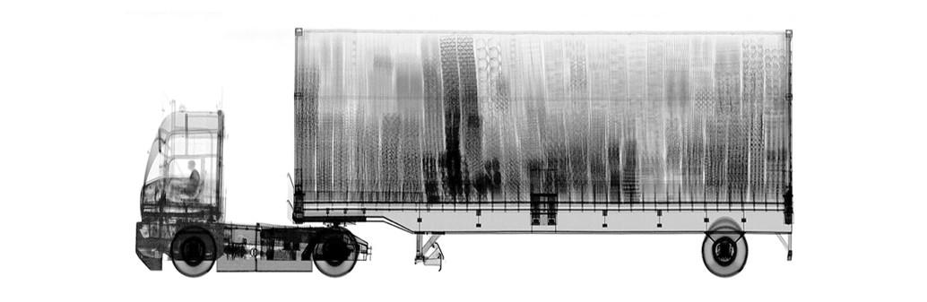 Рентгеновские сканеры для проверки грузов