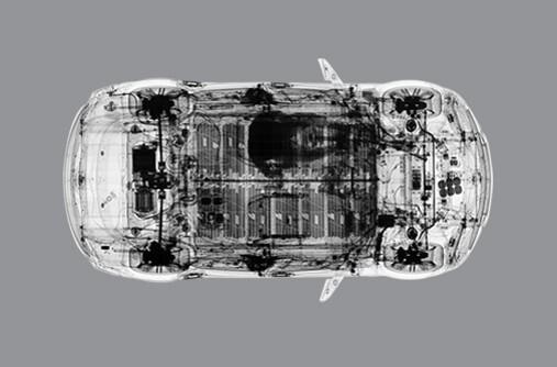 Рентгеновские сканеры для проверки транспортных средств