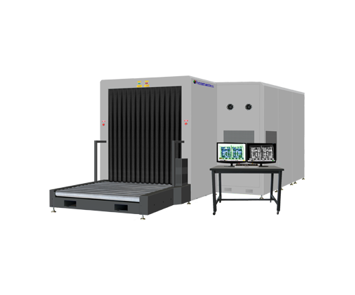 Рентгеновский сканер XIS-1517 320кВ