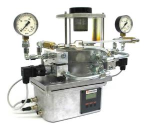 Woerner - производство масляных централизированных систем смазки