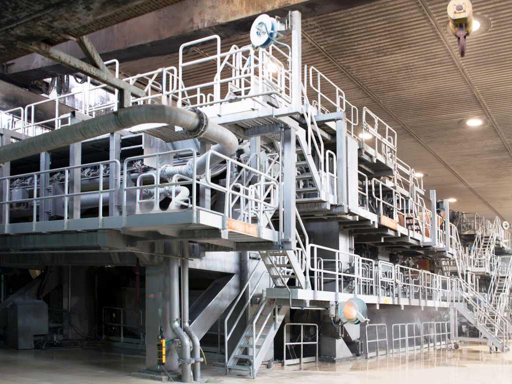 Маслянные насосы Woerner для целлюлозно - бумажной промышленности