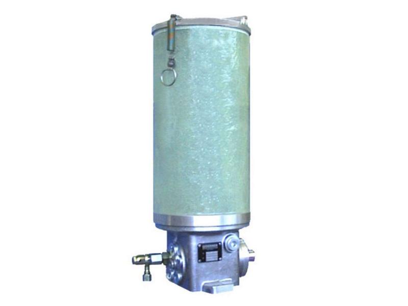 Поршневой насос с пневматическим приводом PMW-C