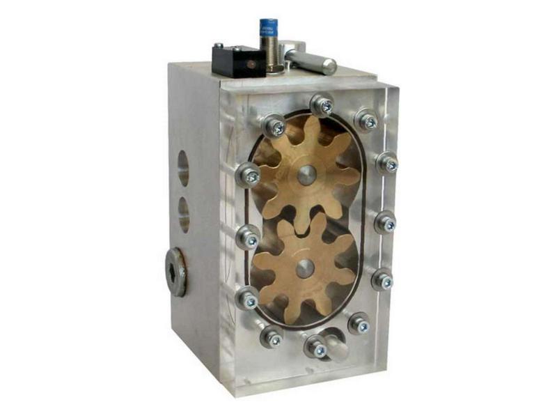 Расходомер с дросселем и байпасом KUZ-M
