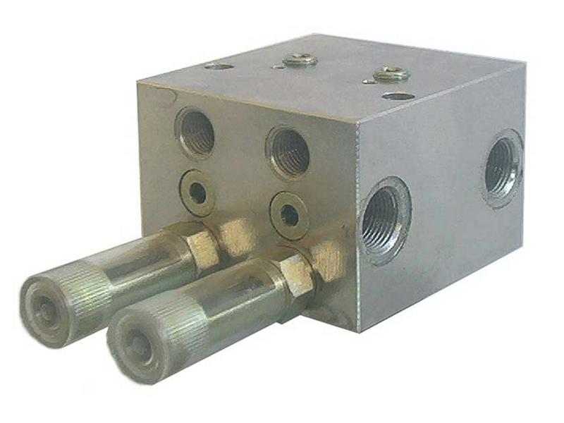 Двухлинейные дистрибьюторы