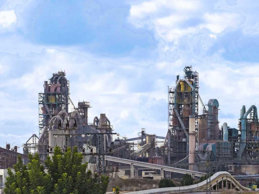 Маслянные насосы Woerner для цементной промышленности