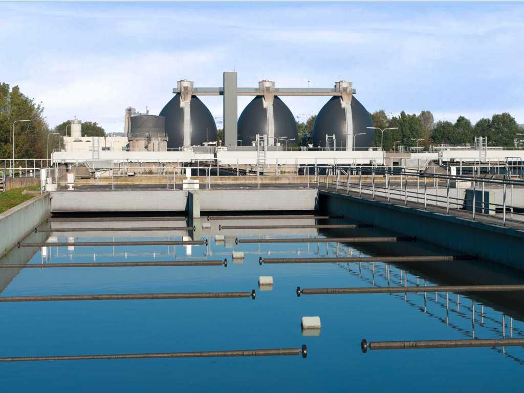 Маслянные насосы Woerner для промышленности сточных вод