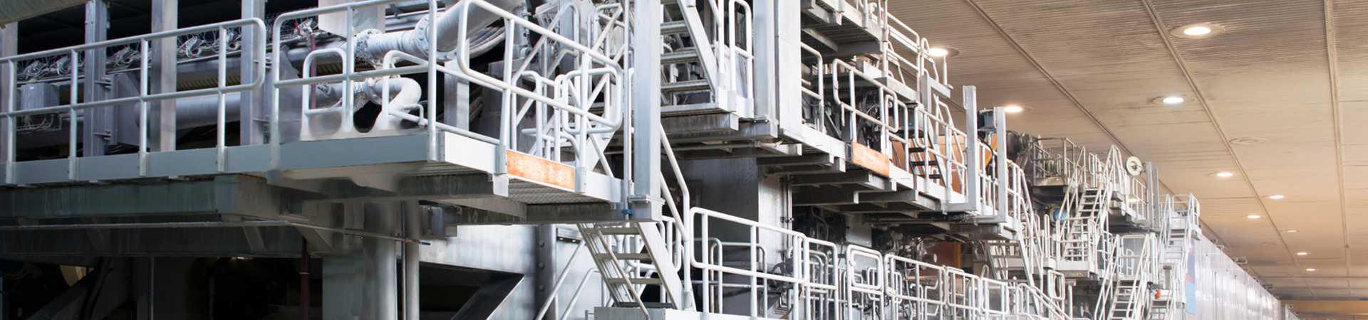 Масляные системы смазки Woerner для бумажной промышленности