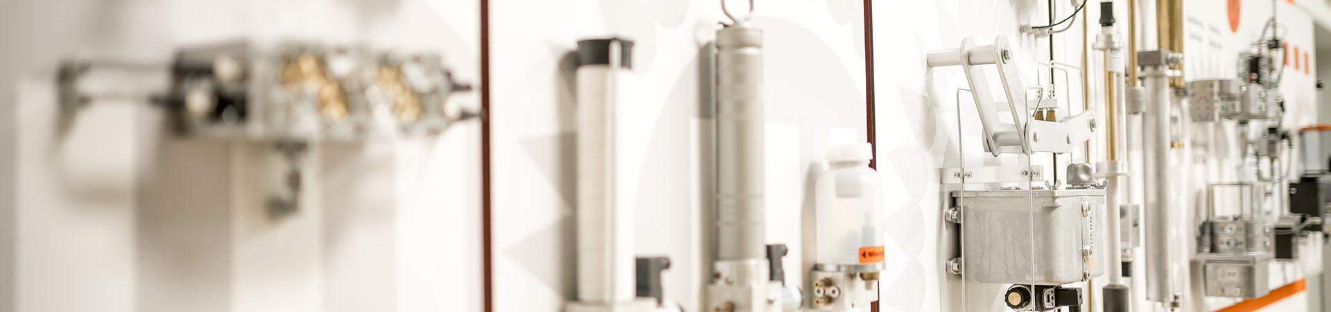 Компактные и картриджные масляные насосы Woerner