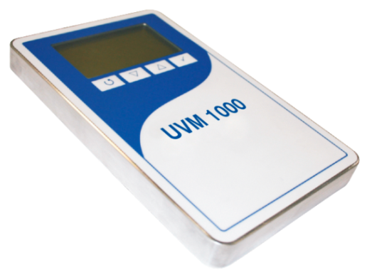 Приложения для измерения УФ-излучения