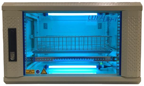 Ultra UVC BOX DUAL medium
