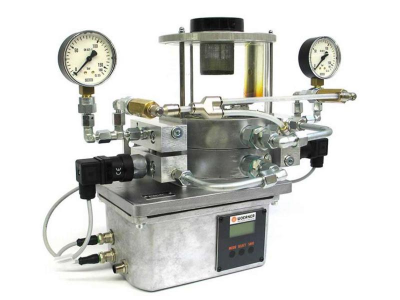Насосный агрегат GMG-LEZ
