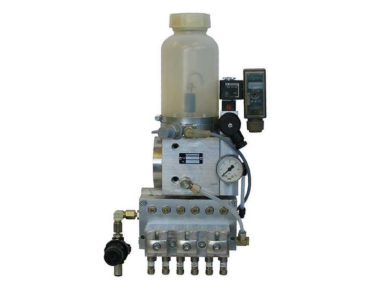 Масло-воздушные агрегаты