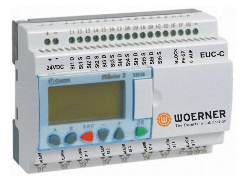 Мониторинг EUC-C