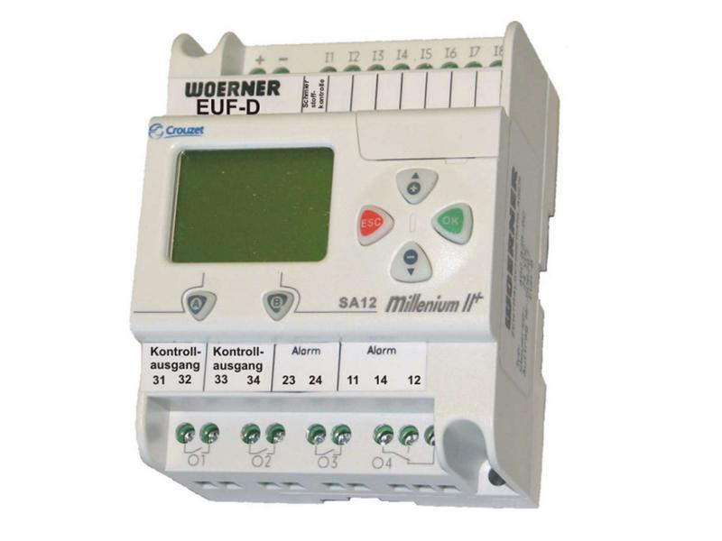 Мониторинг EUF-D