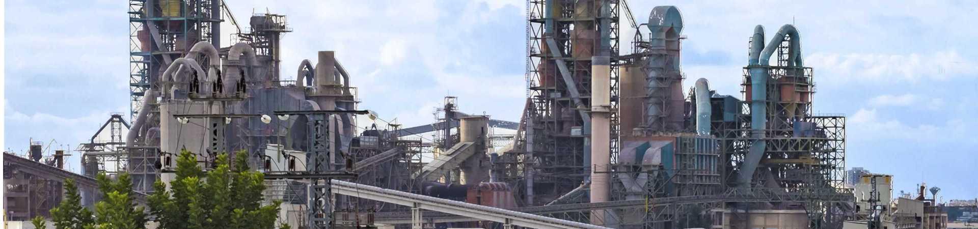Масляные системы смазки Woerner для цементной промышленности