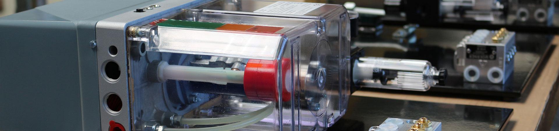 Однолинейные насосы и агрегаты Woerner